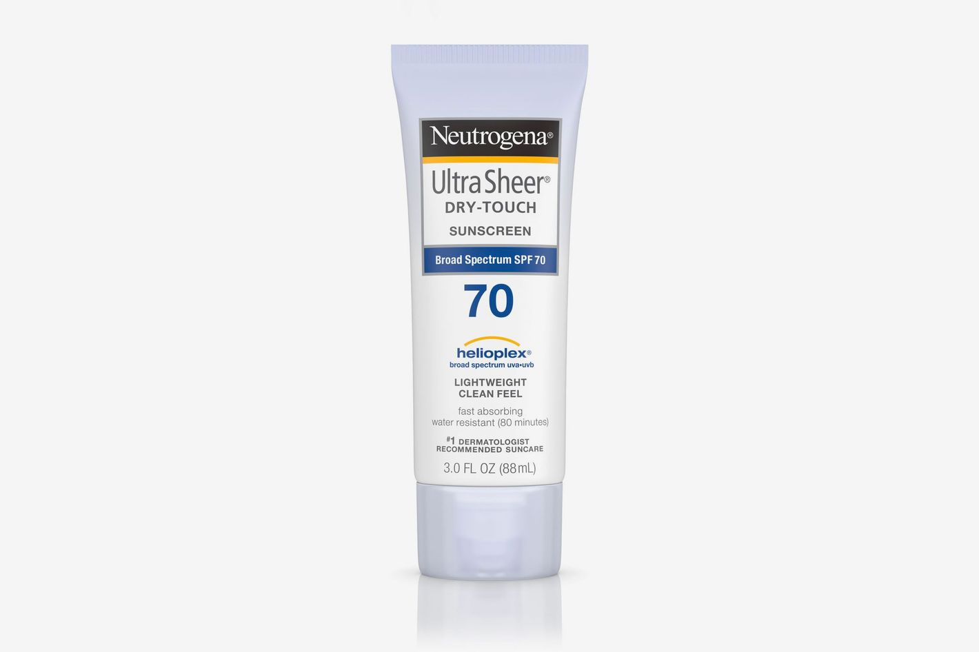 Neutrogena Ultra Sheer Liquid Sunscreen