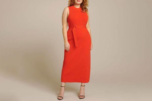 Nicholas High Neck Dress