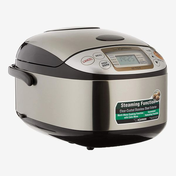 Zojirushi Rice Cooker NS-TSQ10