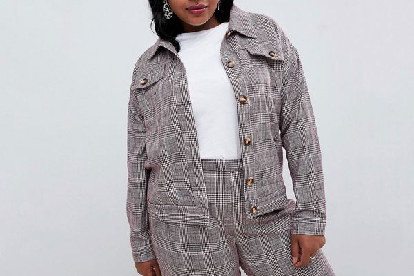 Glamorous Curve trucker jacket