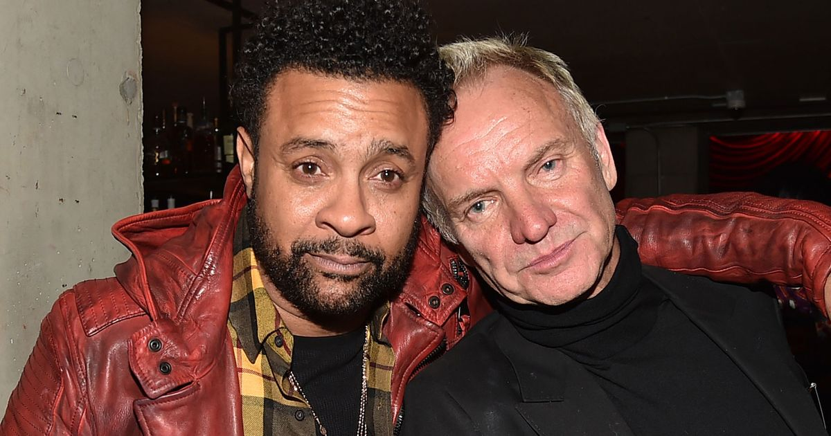 Sting And Shaggy Made A Reggae Album Together