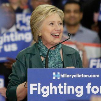 US-VOTE-DEMOCRATS-HILLARY-politics