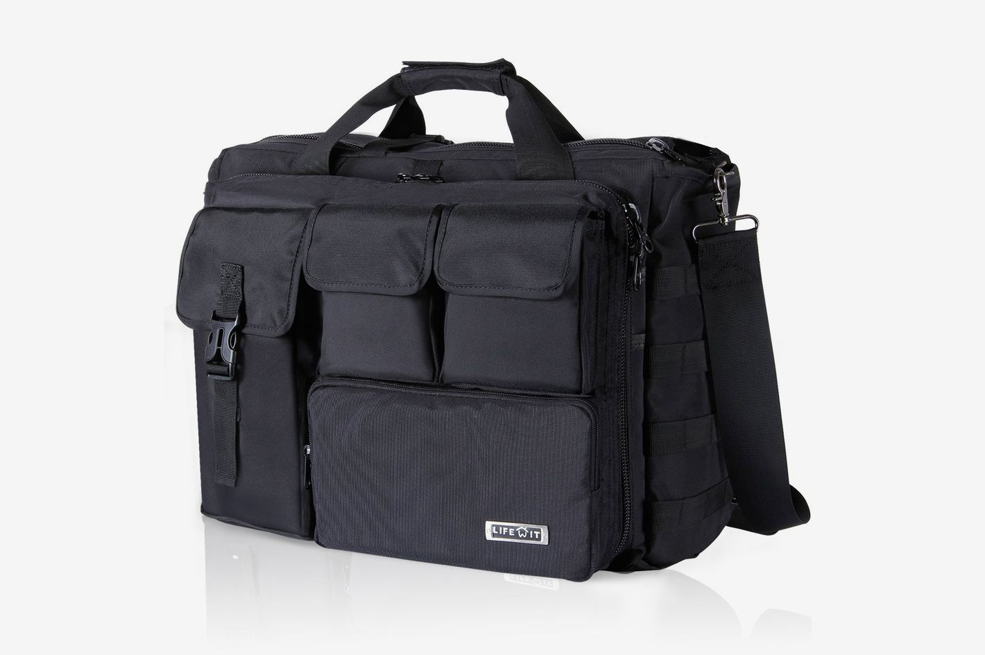 Lifewit Men's Military Laptop Messenger Bag