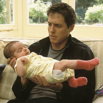 Still of Hugh Grant in About a Boy