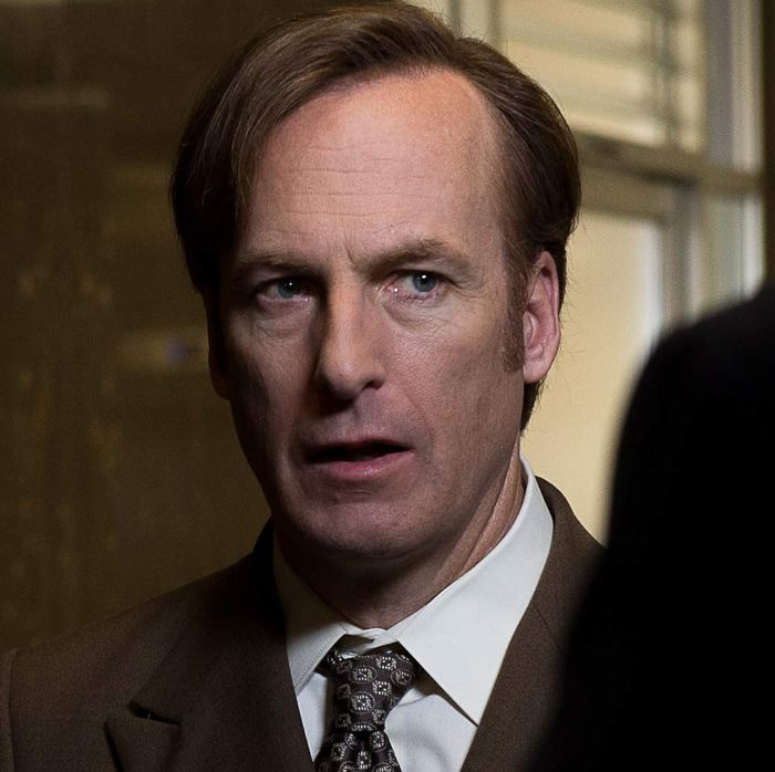 Bob Odenkirk as Jimmy McGill - Better Call Saul _ Season 2, Episode 1 .