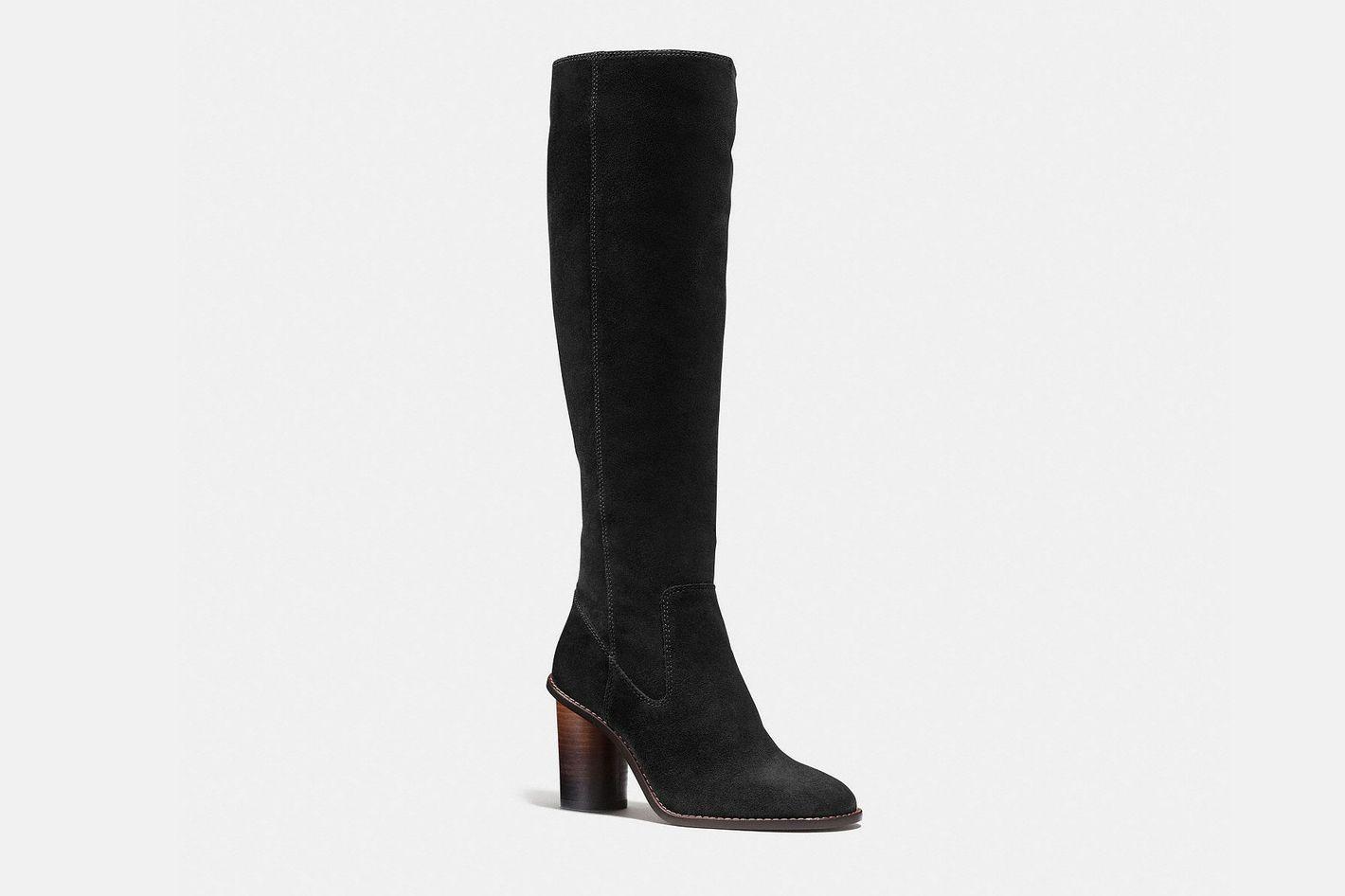 Ombre Heel Boot