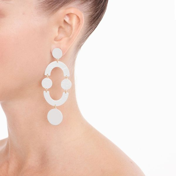 J.Crew Circlet Earrings