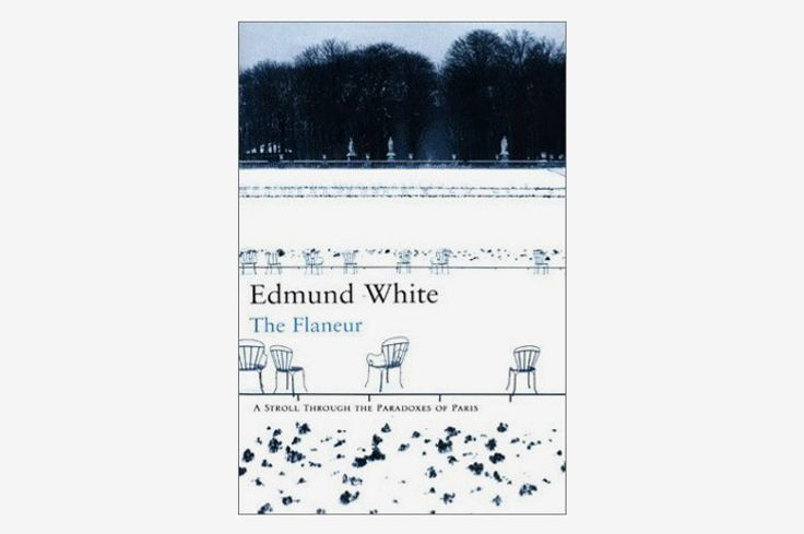 The Flaneur: A Stroll Through the Paradoxes of Paris, by Edmund White