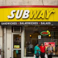 There's a Subway Sandwich Shop Every 5 Frickin' Blocks in Manhattan