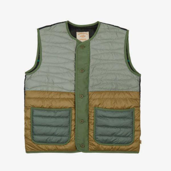 Patagonia Worn Wear ReCrafted Down Vest