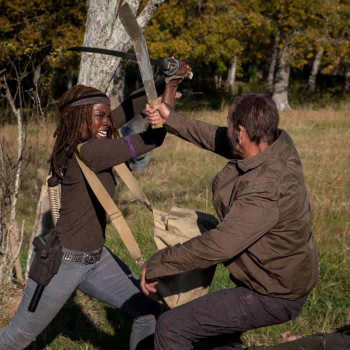 The Walking Dead Recap Season 8 Finale Wrath