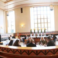 Eleven Madison Park moved up five spots to land at No. 5.