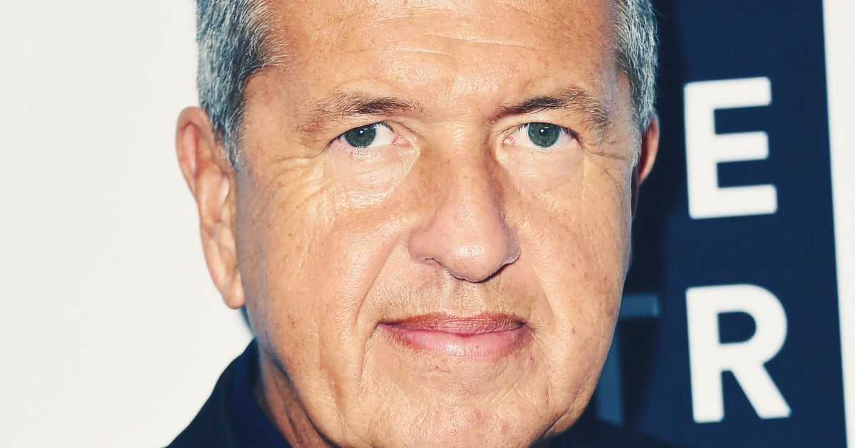 Where in the World Is Mario Testino?