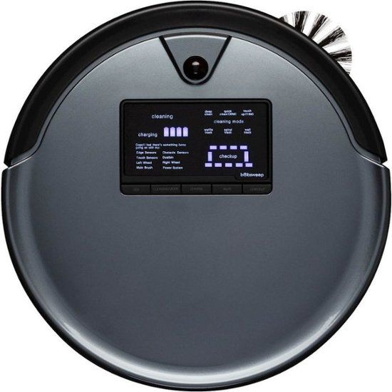 Bobsweep Bob PetHair Plus Robot Vacuum and Mop