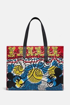 Disney Mickey Mouse X Keith Haring Tote