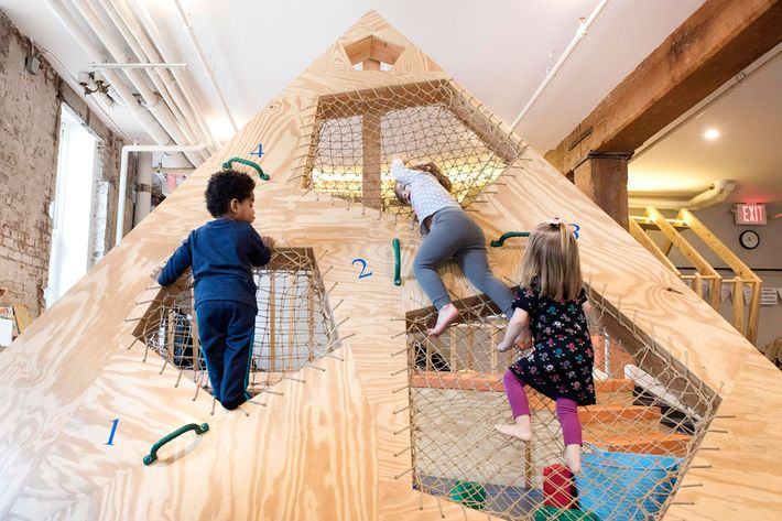 The Absolute Best Play Center for Kids in NYC