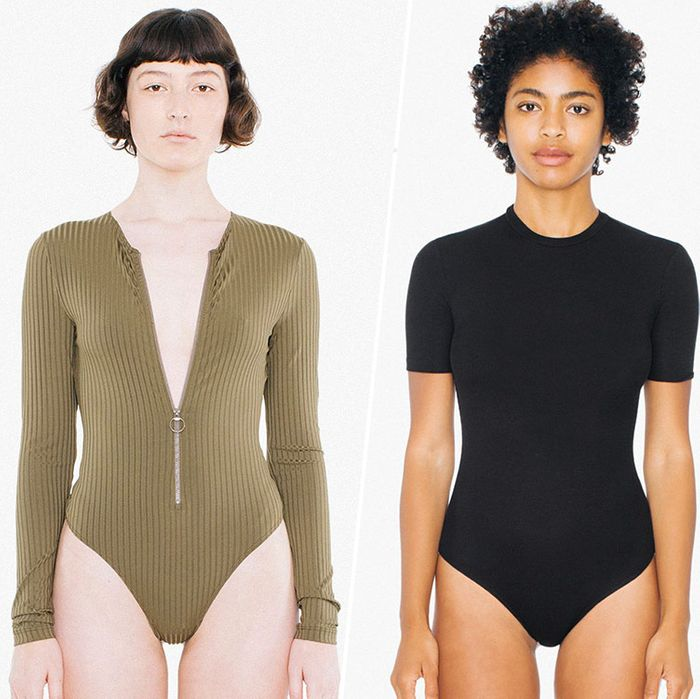 029ad9d21588a2 American Apparel Bodysuits Are on Sale Right Now