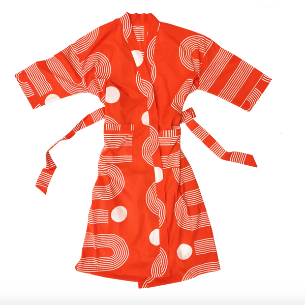 Block Shop Sidewinder Robe