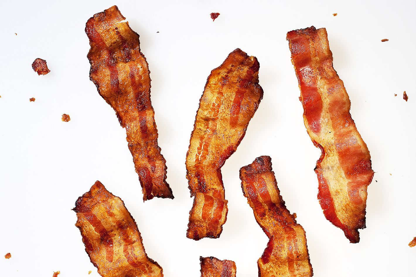 We hear this bacon stuff is getting trendy.