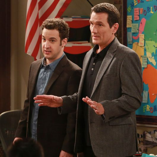 BEN SAVAGE, ANTHONY TYLER QUINN
