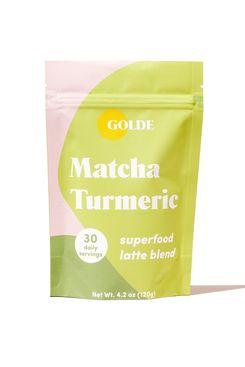 Golde Matcha Turmeric Superfood Latte Blend