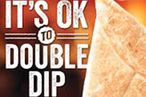 Taco Bell Testing Quesadilla Served With Crushed Flamin' Hot Fritos 'Dip'