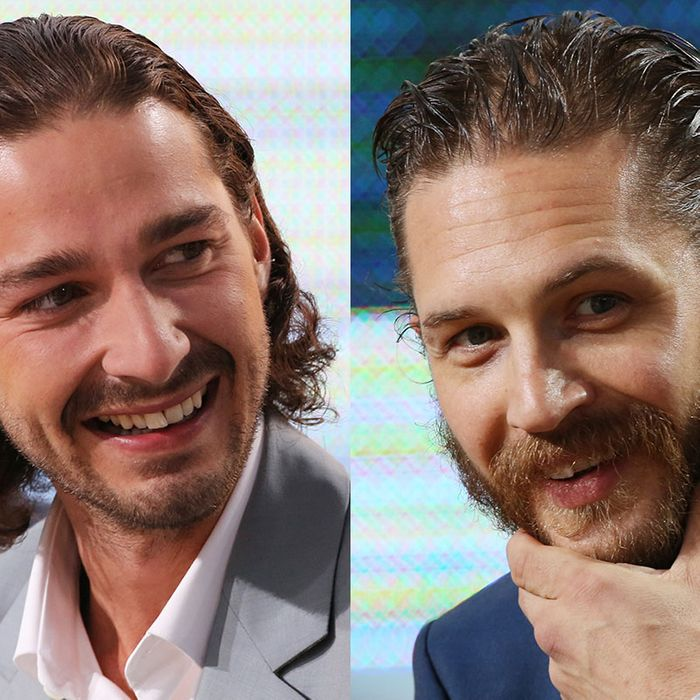 Who Said The Crazy Thing Shia Labeouf Or Tom Hardy