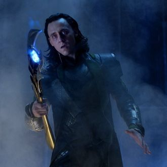 Tom Hiddleston Explains Why Loki Wasn't in Avengers: Age of Ultron