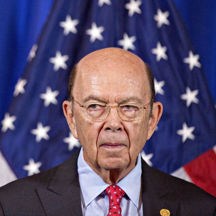 Report: Commerce Secretary Ross Lied About Being Billionaire