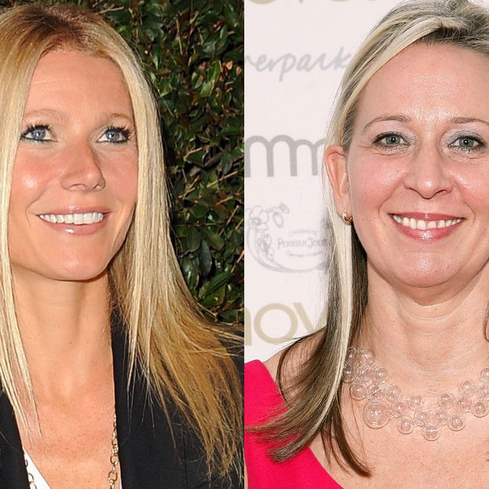 Gwyneth Paltrow as Gabrielle Hamilton.
