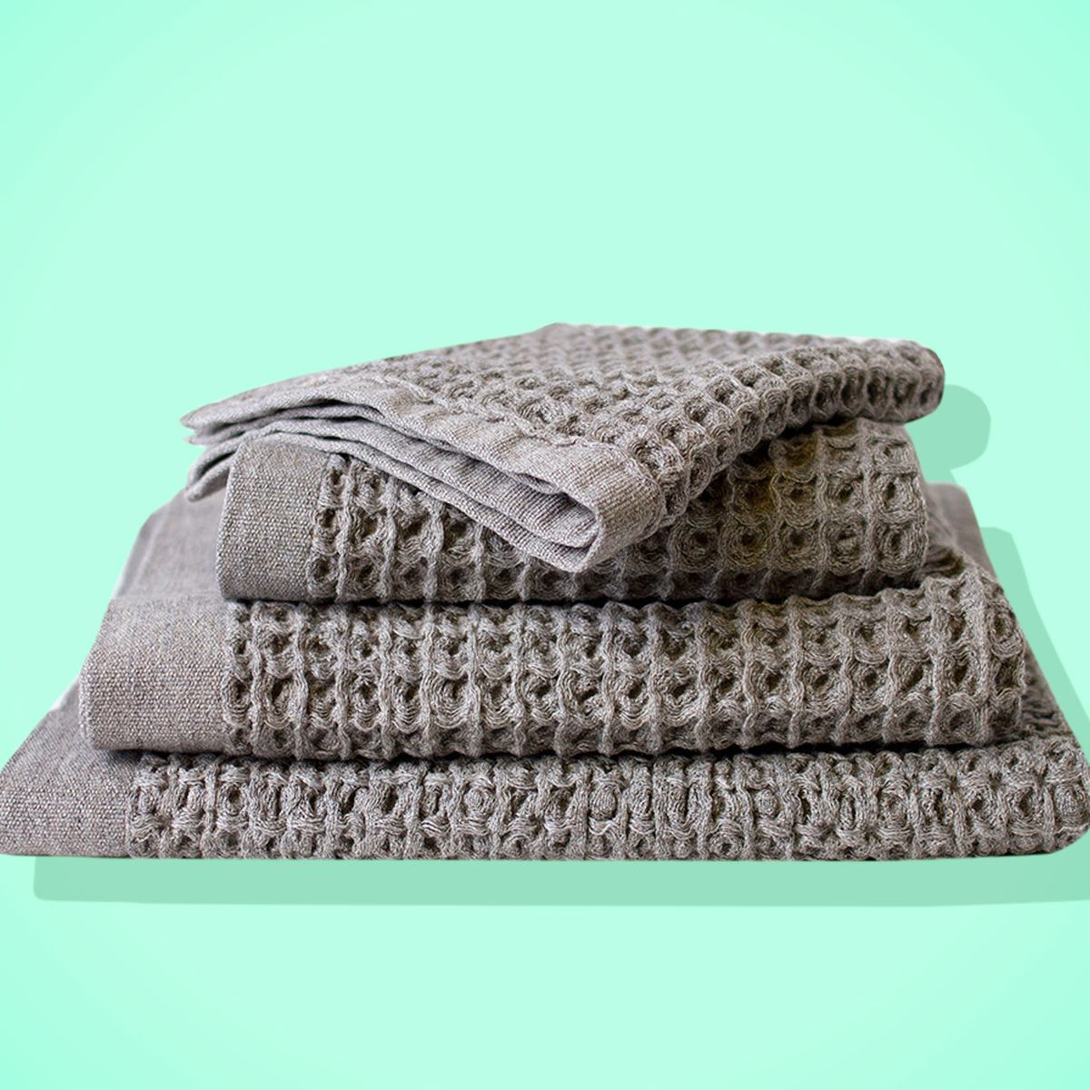 Kontext Japanese Lattice Towels Are The Most Absorbent Towel The Strategist New York Magazine