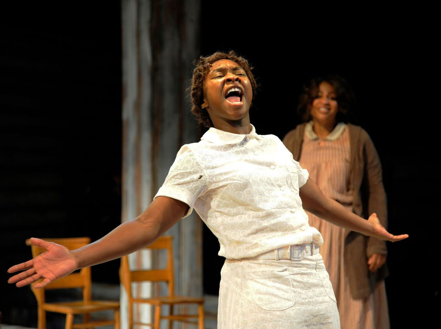 theater review the color purple vulture