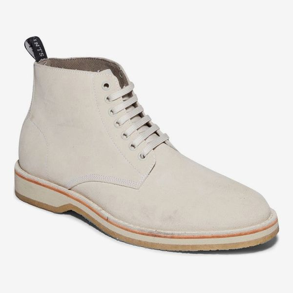 All Saints Mathis boot with plain toe
