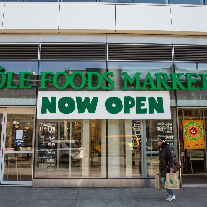 Whole Foods 365 Opens In Brooklyn