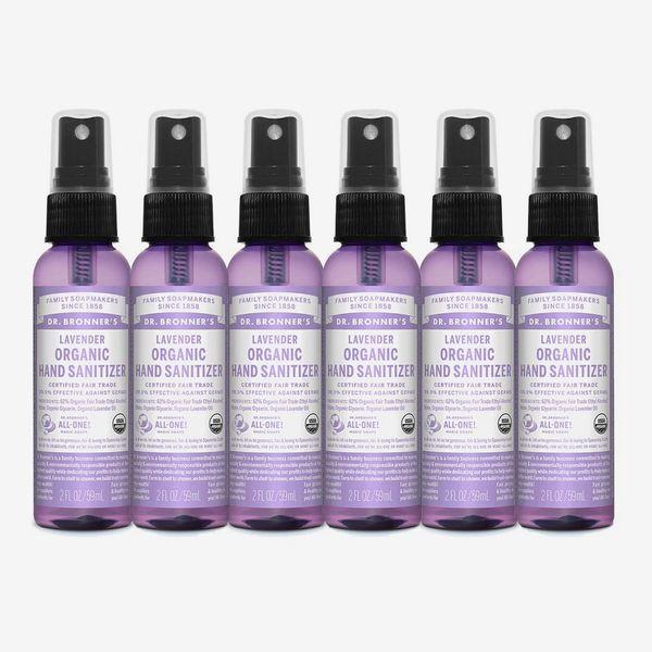 Dr. Bronner's — Organic Lavender Hand Sanitizer Spray