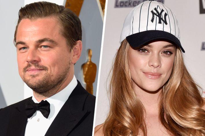 Leo DiCaprio, Nina Agdal.