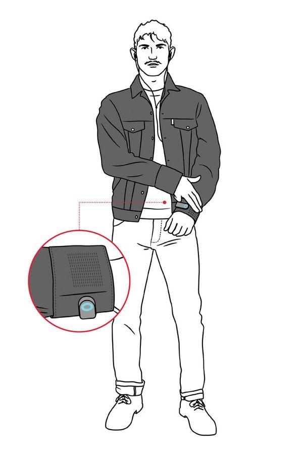 Levi's Jacquard by Google Jacket