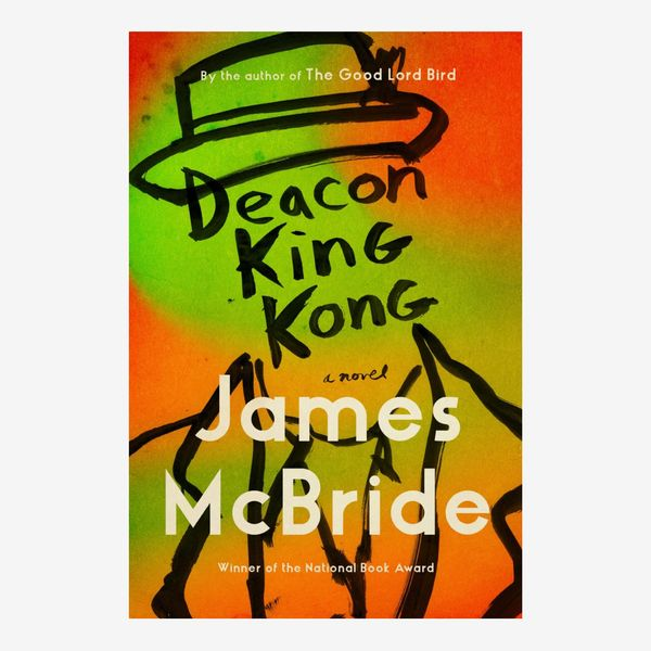 """Deacon King Kong,"" by James McBride"