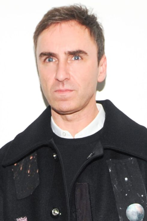 Raf Simons Says That Being a Designer Today Is 'Like Being a Lawyer'