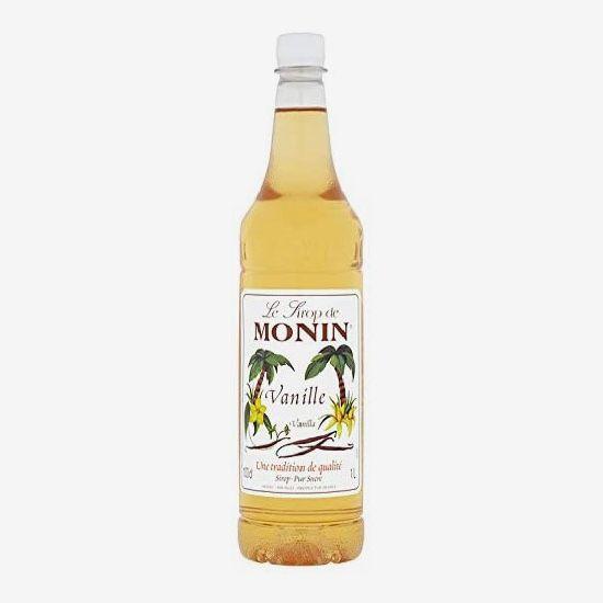 Monin Premium Vanilla Syrup 1L