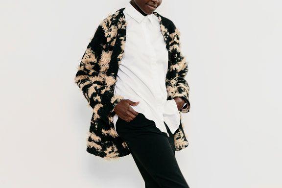 Maria Stanley Yucca Sweater Coat