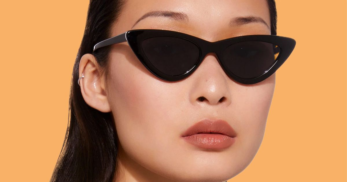 4810de74ce The Best Sunglasses for Low Bridges