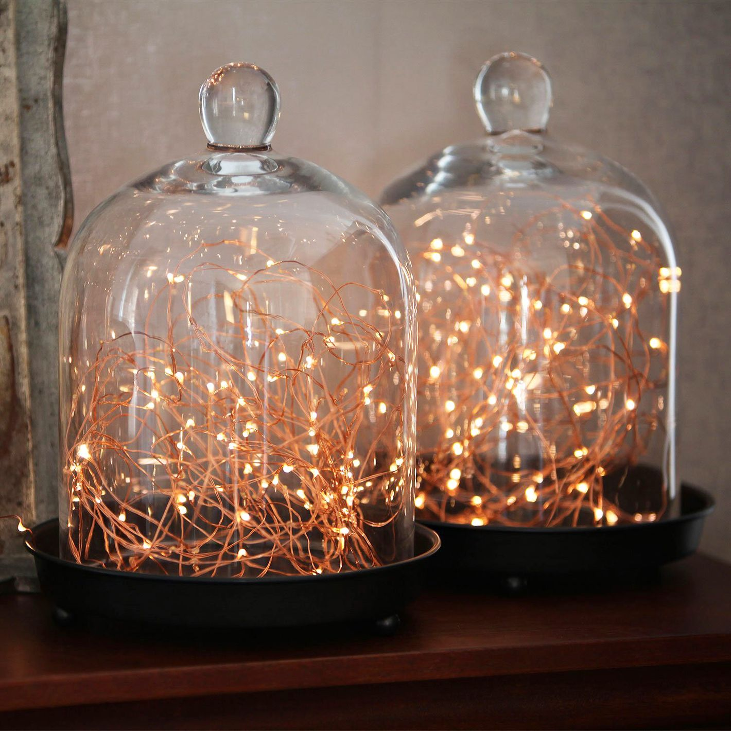 100 Ft. Copper Fairy String Light