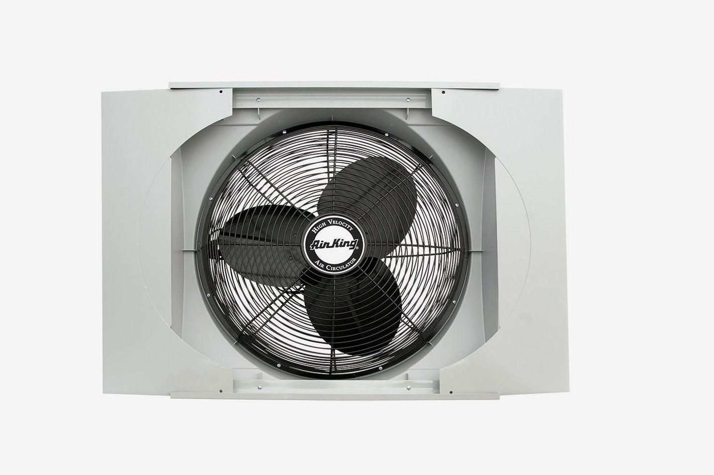 Air King 20-Inch Whole-House Window Fan