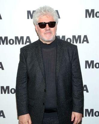 Opening Night of MoMA's Pedro Almodovar Retrospective
