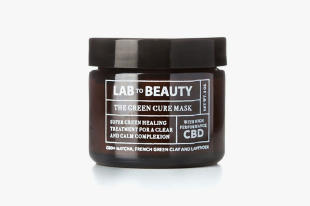 Lab to Beauty The Green Cure Mask