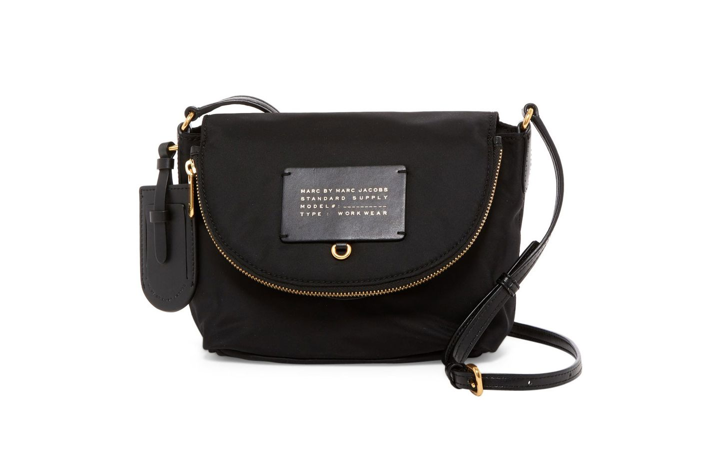 Marc by Marc Jacobs Mini Natasha Nylon Crossbody