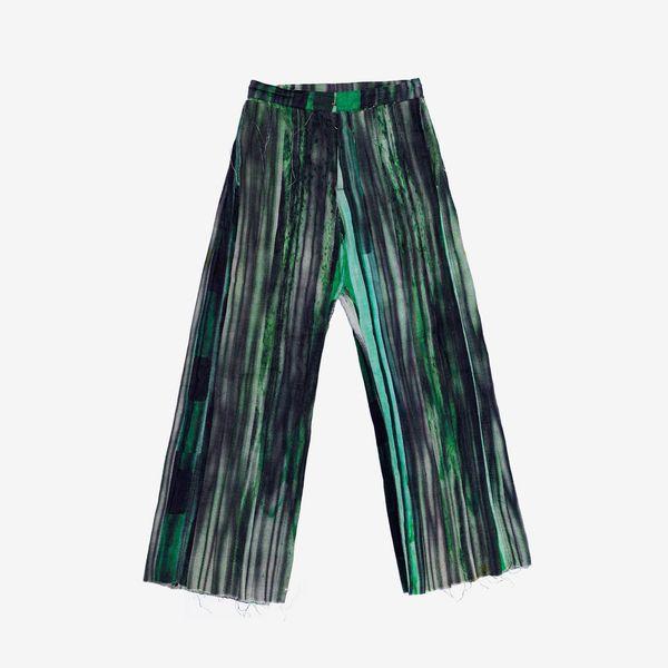 Rastah Viper Print Handwoven Party Pants