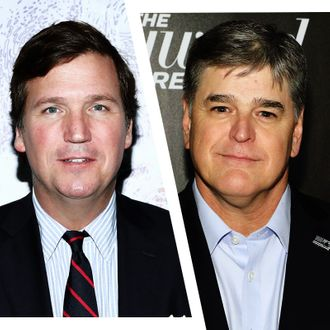 Tucker Carlson, Sean Hannity Accused of Sexual Misconduct