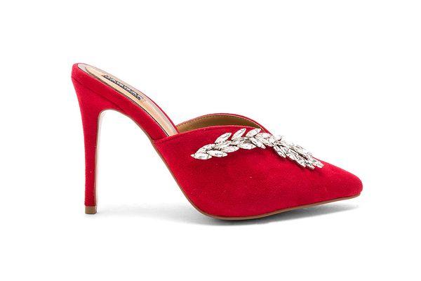 Jaggar Myth Jeweled Heels